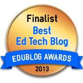 Finalist Best Ed Tech Blog