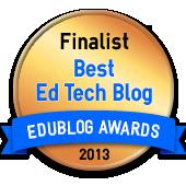 Finalist Best Ed Tech Blog