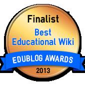 Finalist Best Educational Wiki