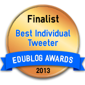 Finalist Best Individual Tweeter