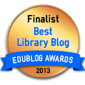 Finalist Best Library Blog