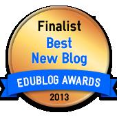 Finalist Best New Blog