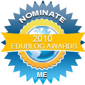 EduBlogs Nominations
