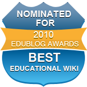 2020 Edublog Award Nomination