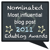Most Influential Blog Post